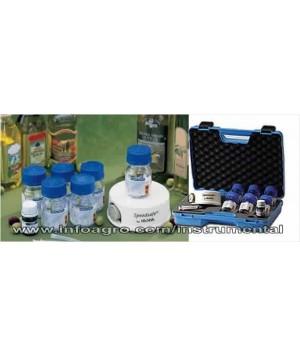 Acidez de aceite de oliva. Test kit HI 3897