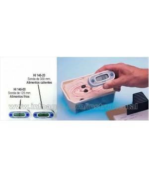 HI145-00. Termómetro para alimentación, tipo T