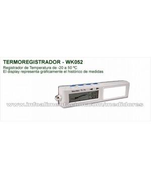 Registrador de Temperatura. Termologger WK052