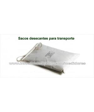 Bolsas desecantes para transporte en contenedores. BC-DRYS2+